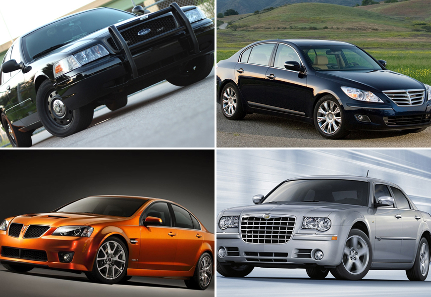 10 V8-Powered Cars You Can Afford