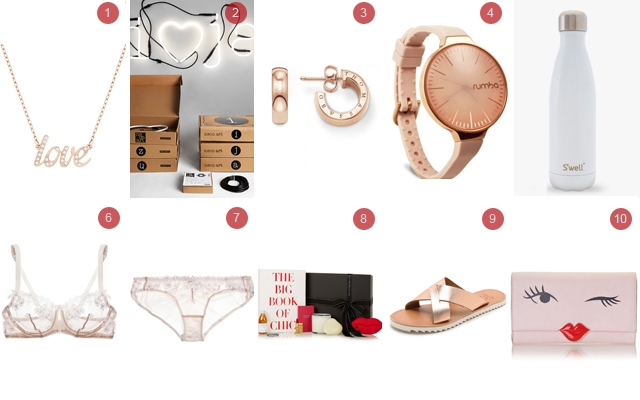 10 best valentine s day gifts that will melt her heart Top ten valentine gifts for her
