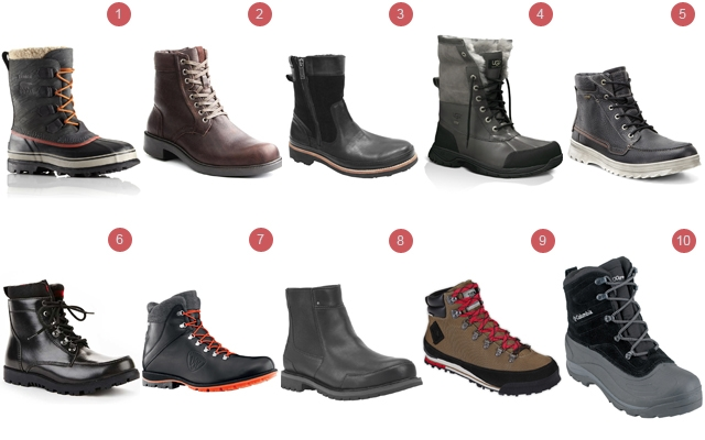 Best Snow Boots For Men - Cr Boot
