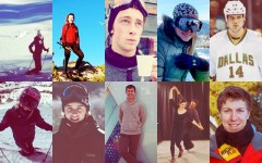 Canada's Olympic hopefuls take to the photo sharing app to capture their Sochi moments