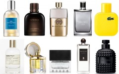 Above: 10 of our favourite men's scents for spring 2015