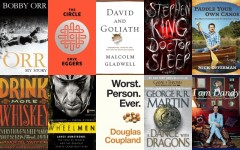 10 new releases to add to your bookshelf
