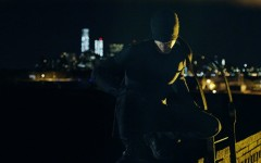 Above: Daredevil is the first of 5 Marvel series coming to Netflix