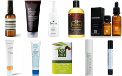 Above: All of these products include natural ingredients, courtesy of Mother Nature