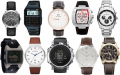 From futuristic to sporty we've selected the must-have watches for spring 2014
