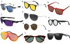 Above: 10 of our favourite sunglasses to wear on Sunglasses Day