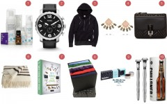 Above: 10 super last minute gifts for everyone and anyone on your Christmas list