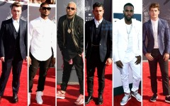 Above: 6 of our favourite gents on the red carpet at the 2014 MTV Video Music Awards