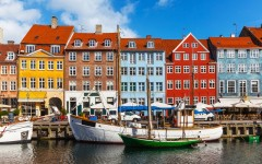 Above: The colour buildings of Nyhavn in Copehnagen, Denmark (Photo: Oleksiy Mark/Shutterstock)