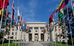 Above: The United Nations was established in Geneva in 1947 and is the second largest UN office (Photo: Martin Good/Shutterstock)