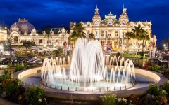 Above: The Monte Carlo Casino (Photo: Matej Kastelic/Shutterstock)