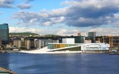Above: The opera house in Oslo, Norway (Photo: Andrey Emelyanenko/Shutterstock)