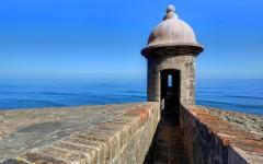 Turret at Castillo San Cristobal in San Juan, Puerto Rico (Photo: SeanPavonePhoto/Shutterstock)