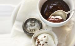 Above: Green & Black's Organic 5-minute chocolate pot