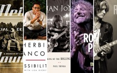 Above: 5 must-read rock star biographies out this fall