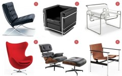 Above: 6 of our favourite chairs that will instantly upgrade your bachelor pad