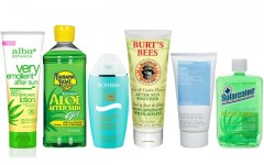 Above: 6 over-the-counter sun relief lotions for men