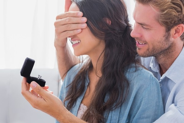 Are you ready to get engaged? (Photo: wavebreakmedia/Shutterstock)