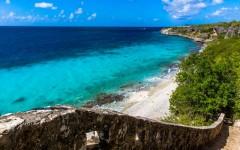 Above: The staircase leading to Beach Bonaire (Photo: Jacob Whyman/Shutterstock)