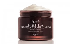 Above: Fresh Black Tea Firming Overnight Mask
