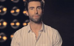 Adam Levine promotes fragrance with new anti-celebrity perfume video (Screen cap: YouTube)