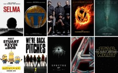 Above: 10 of the most anticipated films of 2015