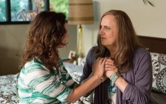 Above: Amazon's Golden Globe-winning Transparent is coming to Canada later this month