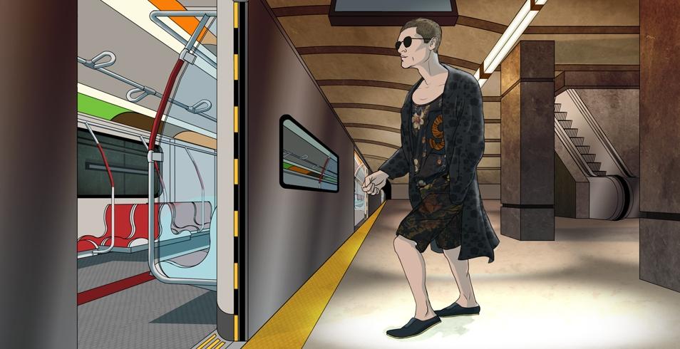 Spring/Summer 2014 Menswear Trend: Floral PrintsThe Look: Dreis Van Noten