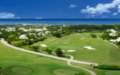Above: The Royal Westmoreland course in Barbados
