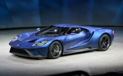 Above: Ford Unveils 600+ HP Twin-Turbo EcoBoost V6 GT Supercar