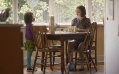 A new Cheerios commercial featuring a mixed race family has received racist backlash (Screencap: YouTube)