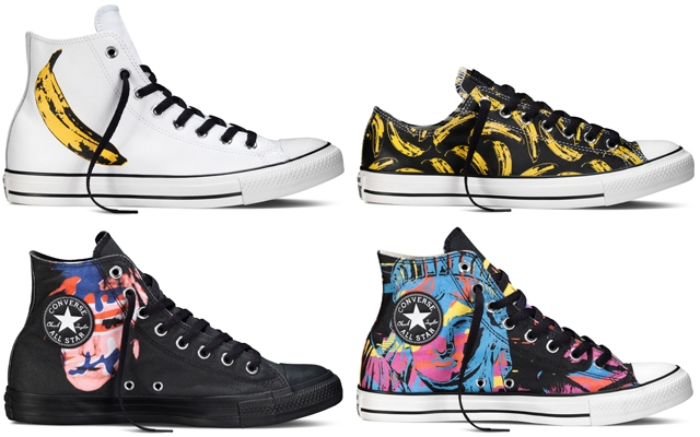converse warhol collection