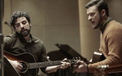 Featurette from Inside Llewyn Davis shows protagonist and Justin Timberlake recording a song together