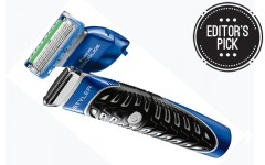 Above: The Gillette Fusion 3-in-1 ProGlide Styler