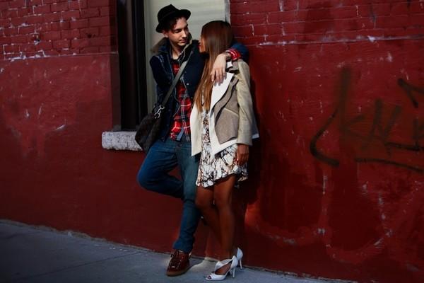Fall In Love fashion editorial