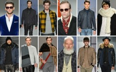 Fall/Winter 2014 menswear highlights from World MasterCard Fashion Week in Toronto