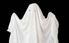 Above: The Bedsheet Ghost