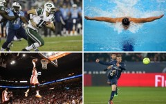 Tim Tebow, Michael Phelps, LeBron James and David Beckham all appear on Forbes' list of influential athletes