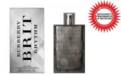 Above: Burberry Brit Rhythm Intense