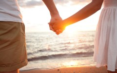 Above: Vacationing with your girlfriend... (Photo: Maridav/Shutterstock)
