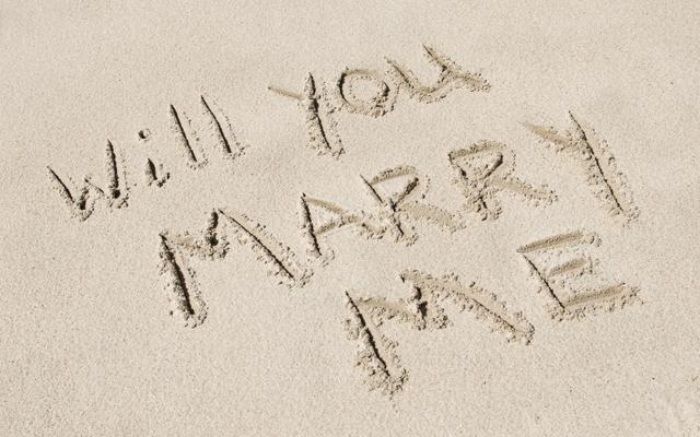 How To Propose (Photo: Cheryl E. Davis/Shutterstock)