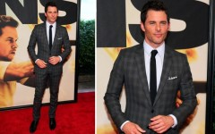 James Marsden at the 2 Guns premiere in NYC