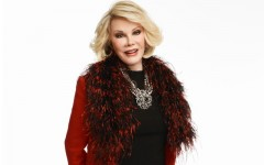 Above: Joan Rivers, comedy legend and TV host, dies at 81