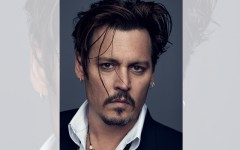 Above: Johnny Depp is the new face of Dior Parfums (Photo: Dior)
