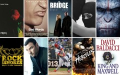 The movies, music, books and games coming your way this July