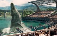 Above: Tylosaurus is the new Shamu.