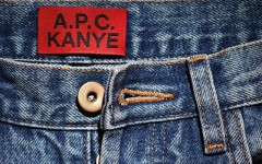Kanye West designs new menswear collection for French fashion label APC