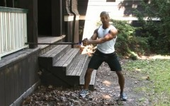 Brent Bishop explains how to keep fit at the cottage