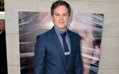 Michael C. Hall at the premiere of the eighth and final season of Dexter at Milk Studios in Los Angeles