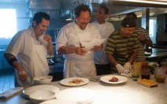Above: Jon Favreau's latest directorial endeavor, Chef